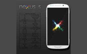 Google Nexus 5---