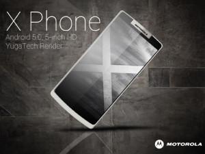 Motorola X Phone-
