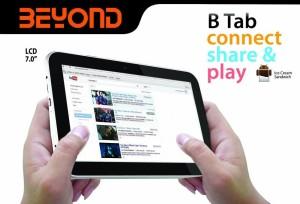 Beyond B Tab