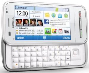 Nokia C6-