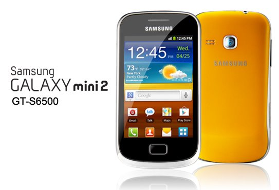 Samsung Galaxy Mini 2-