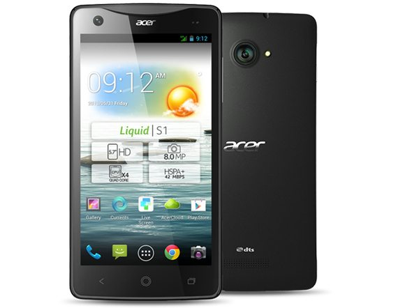 Acer Liquid S1-
