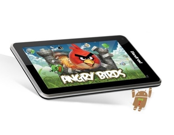 Advan Vandroid T1A Tablet Android ICS 7 Inci CPU 1GHz