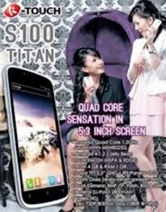 K-Touch S100 Titan