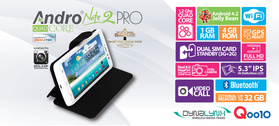 andro-note-2-pro