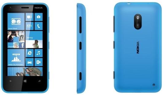 Nokia Lumia 620-
