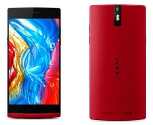 Oppo Find 5 Limited Red-Edition