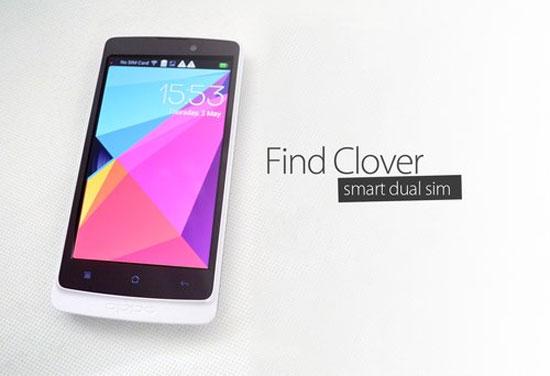 Oppo-Find-Clover_