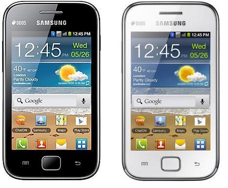 Samsung Galaxy Ace Duos-