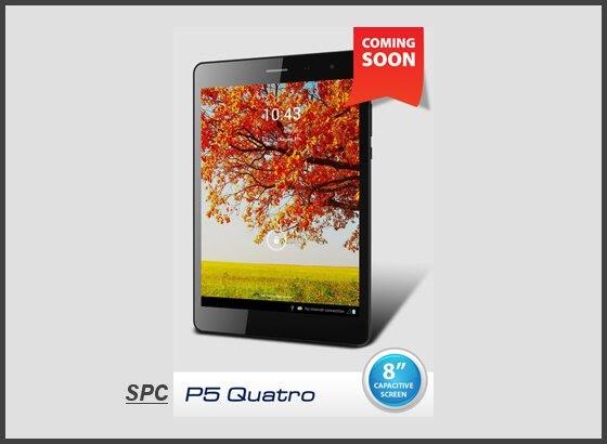 SPC P5 Quatro