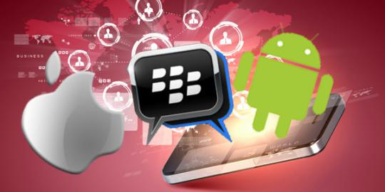 BBM di Android_