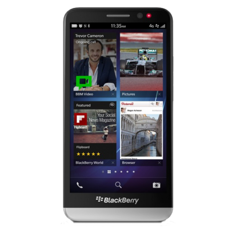 BlackBerry Z30-