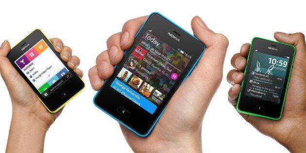 Nokia Asha 501a