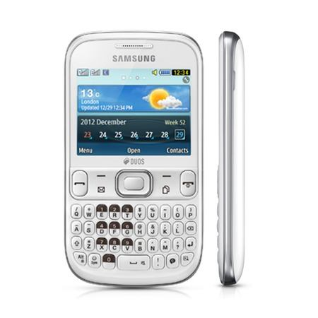 Samsung Ch@t 333_