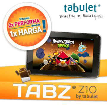 Tabulet Tabz Z10