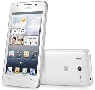 Huawei Ascend G510_