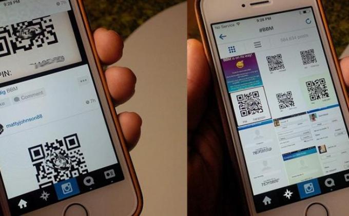 Trik Membuat PIN BBM Cantik di Android