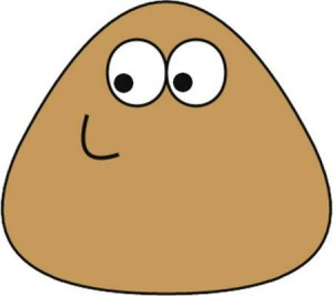 pou games for android