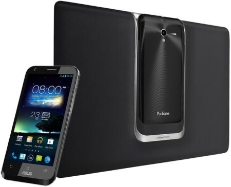 Asus PadFone Mini, Android 4.3 Jelly Bean CPU Quad Core Snapdragon 400 diluncurkan