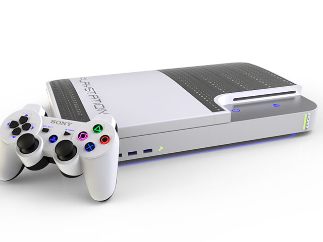 Sony-Playstation-4-