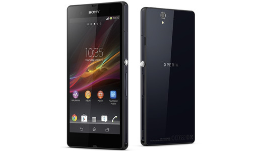 Sony Xperia Z Black