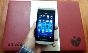 Blackberry Purchase