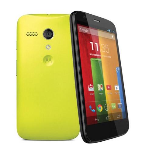 Spesifikasi Ponsel Moto G Motorola Moto G Dual Sim Android