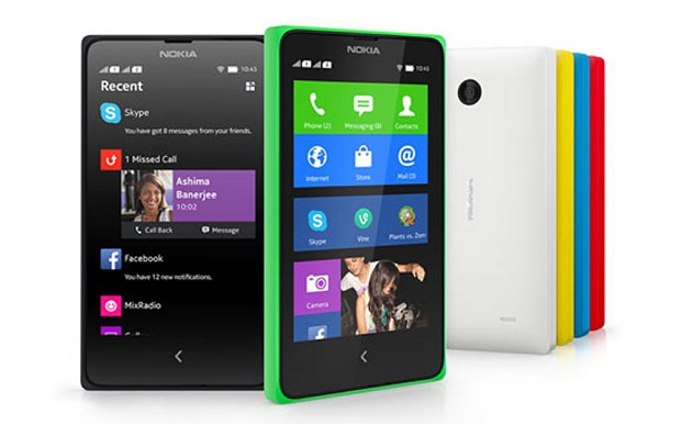 Nokia X+ Android