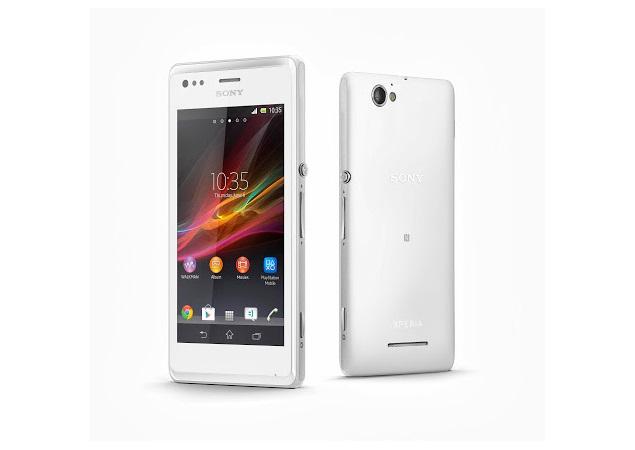 Sony Xperia M-