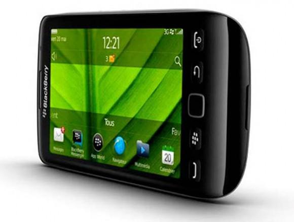 Blackberry Torch Monza 9860
