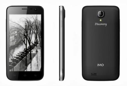 IMO Discovery 2 Harga Spesifikasi, Android Quad Core Terjangkau Kamera
