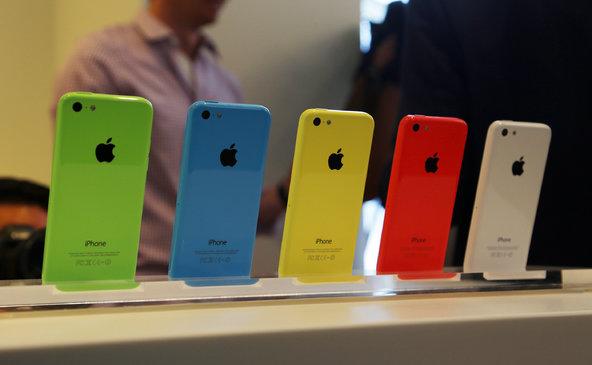 iPhone 5C Colour