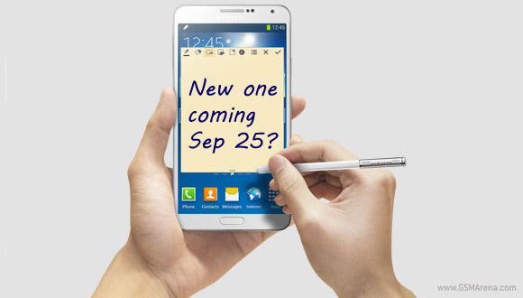 Samsung Galaxy Note 4 Rilis