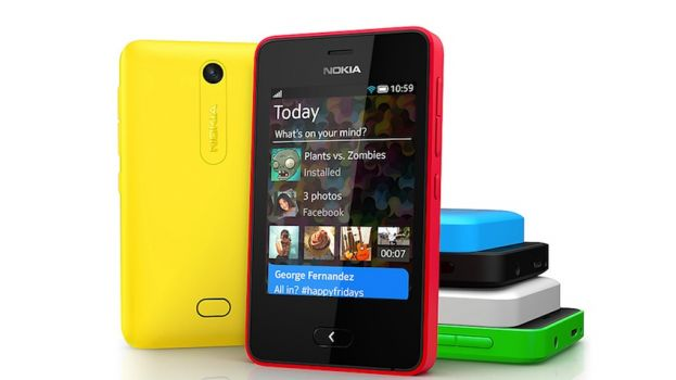 Harga dan Spesifikasi Nokia Asha 503