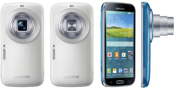 Samsung Galaxy K Zoom-
