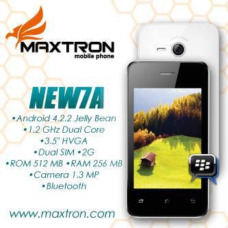 Maxtron New 7A-