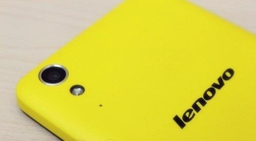 Lenovo K3 Music Lemon_