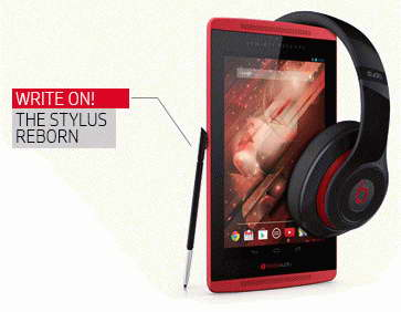 HP Slate 7 Beats Special Edition