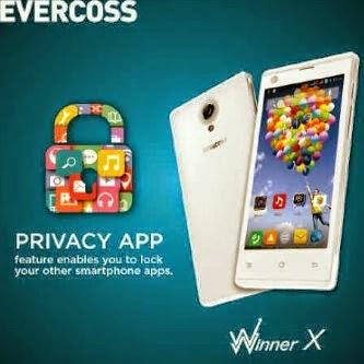 Evercoss Winner X