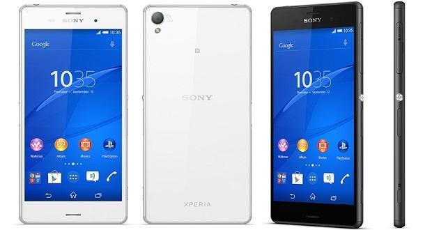 Harga Sony Xperia Z3 Plus