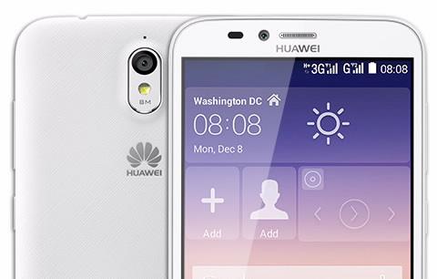 Spesifikasi Huawei Y625