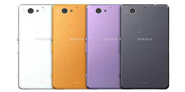 Harga Sony Xperia Lavender
