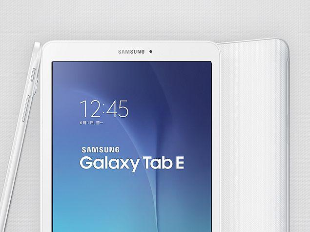 Spesifikasi dan Harga Samsung Galaxy Tab E 9.6