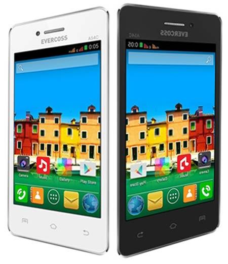 Harga Evercoss A54C Spesifikasi Android Kitkat Harga Rp
