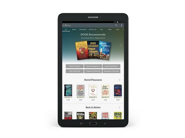 Harga Samsung Galaxy Tab E Nook