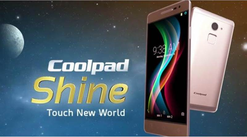 Harga dan Spesifikasi Coolpad Shine