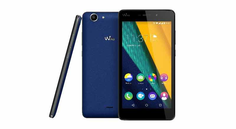 Spesifikasi Wiko Pulp 4G