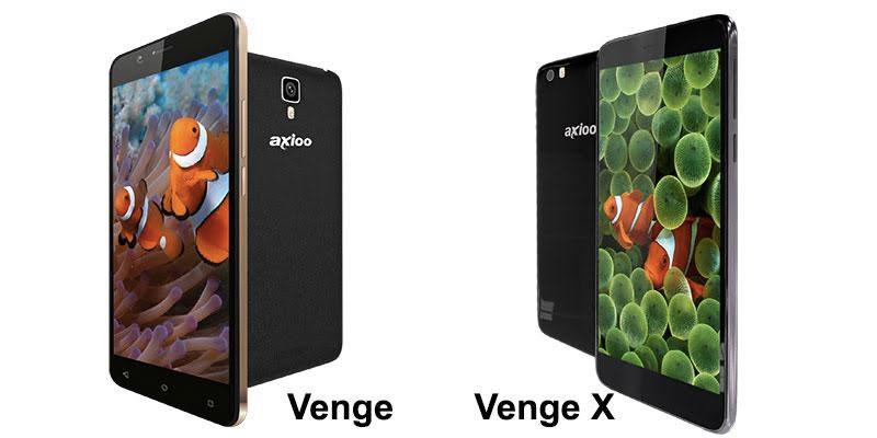 Harga dan Spesifikasi Axioo Venge X