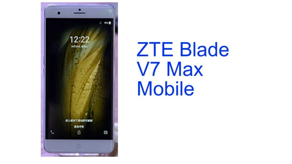 Harga dan Spesifikasi ZTE Blade V7 Max