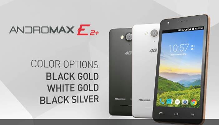 Spesifikasi dan Fitur Smartfren Andromax E2+